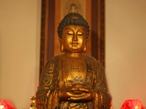 Photographic Study of The Karuna Buddha